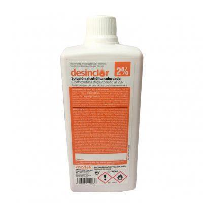 Clorhexidina 2% desinclor