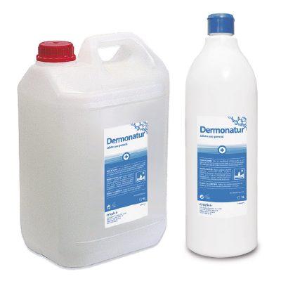 jabon liquido dermonatur 5 litros