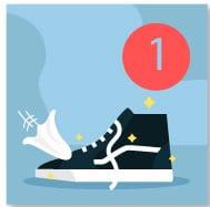 Desinfeccion de zapatos