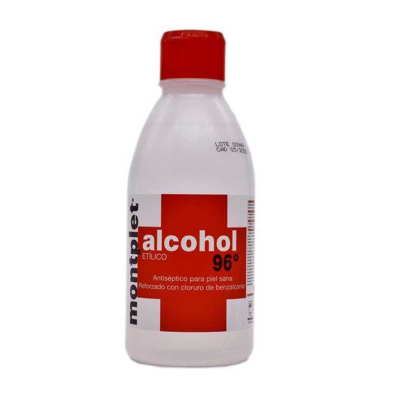 Alcohol etilico 96 250ml