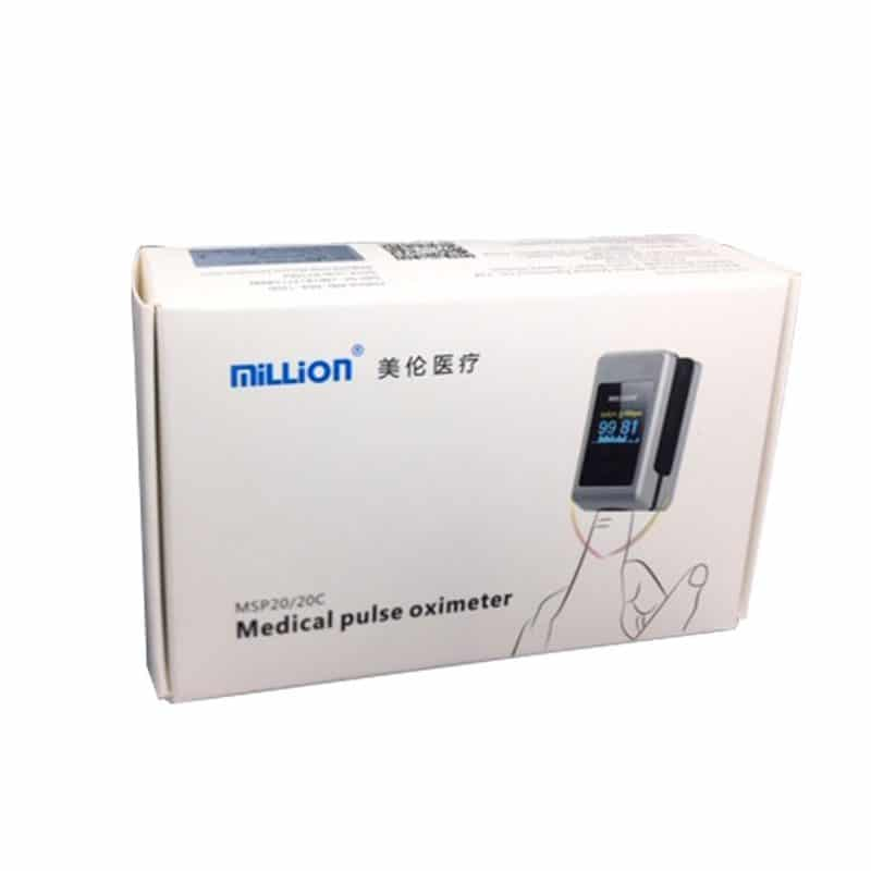 Pulsioximetro dedo