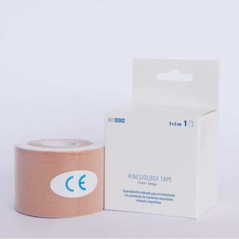 venda neuromuscular c+i caja blanca