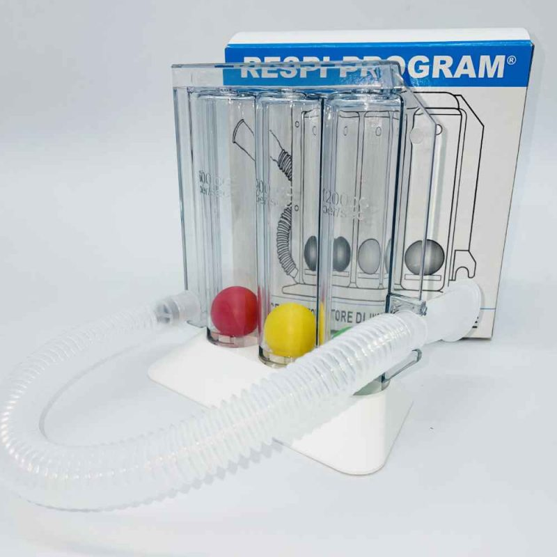 Ejercitador respiratorio - Respirogram