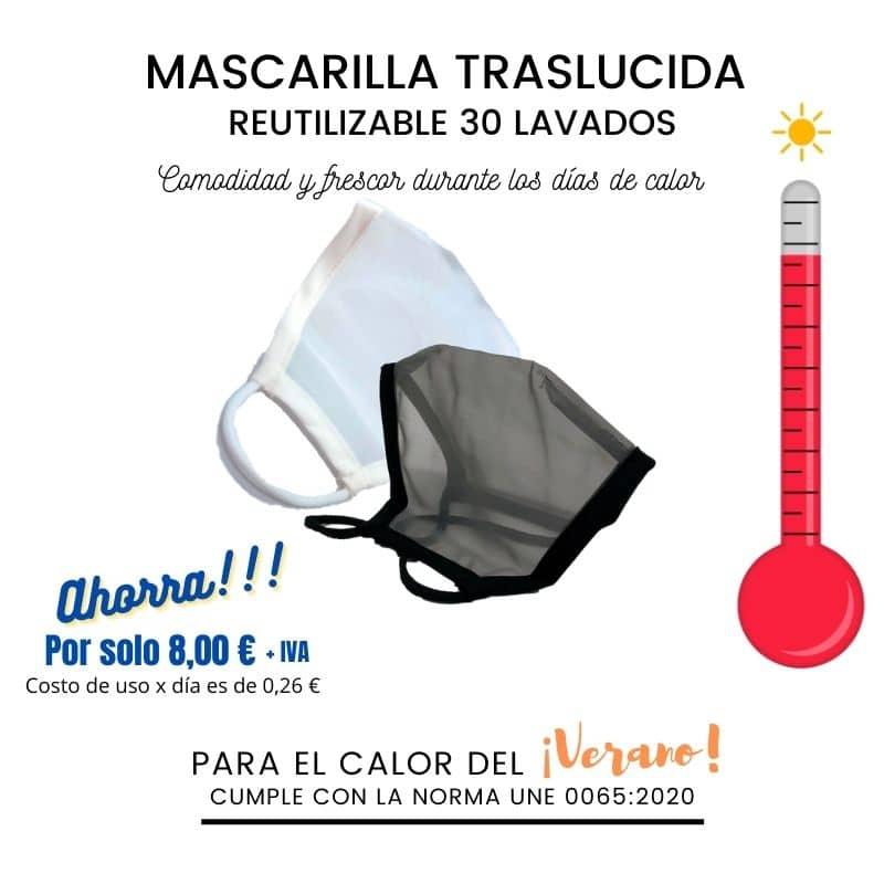 MASCARILLA FRESCA