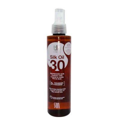 Aceite bronceador Silk Oil SPF30 200ml