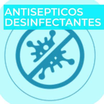 Desinfectantes - Antisépticos