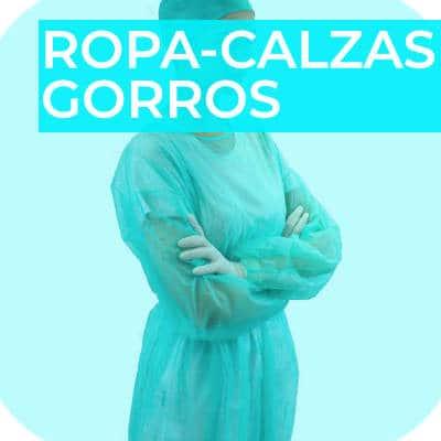 Ropa-Gorros-Calzas