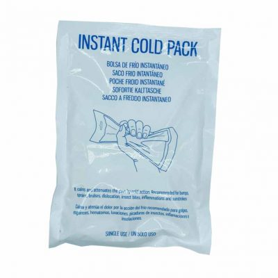 Bolsa frío instantáneo